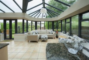 Glass Conservatory Roof Stevenage