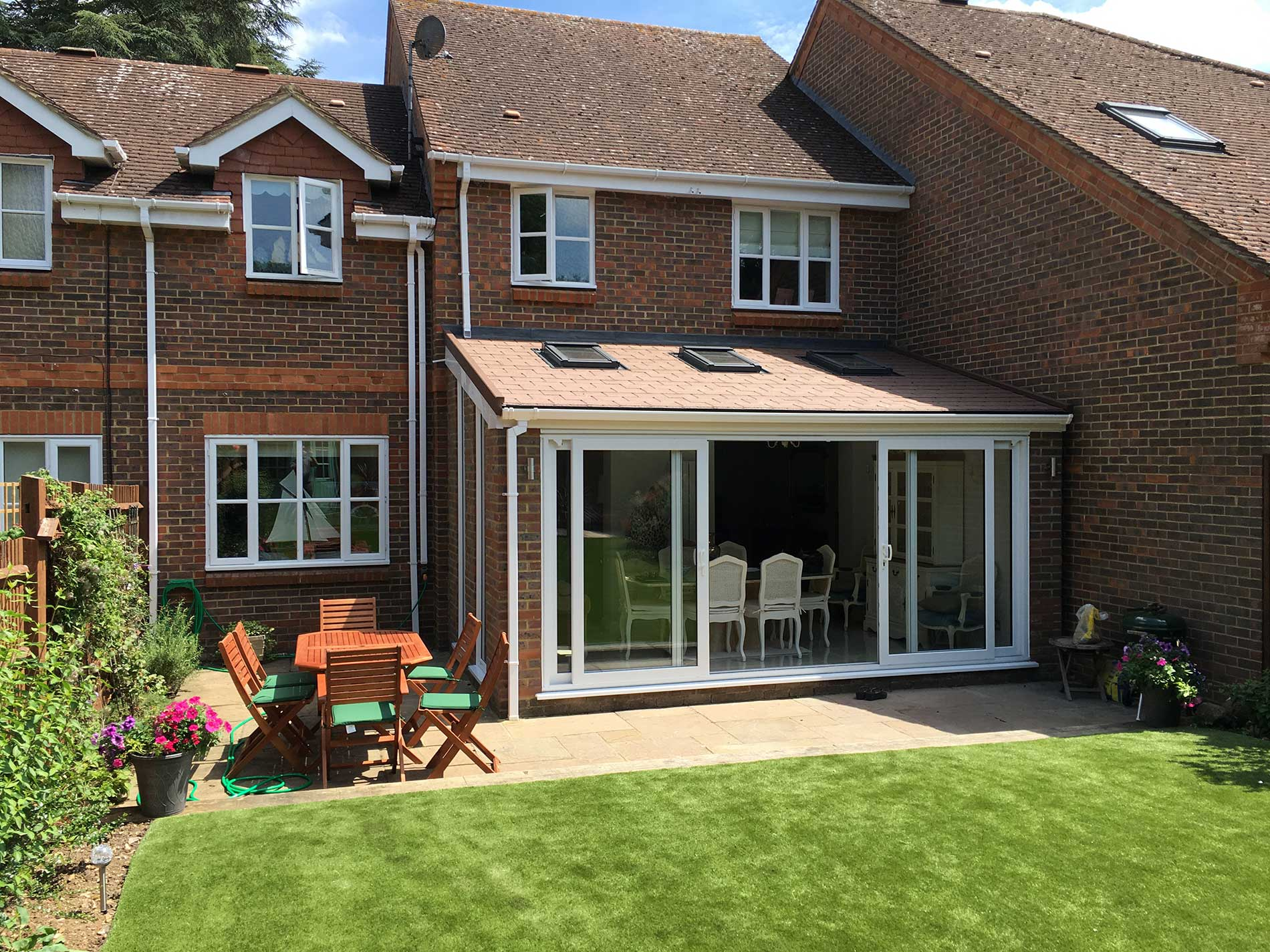 extension Patio Doors, Stevenage