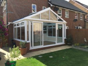 Gable Conservatory Styles, Stevenage