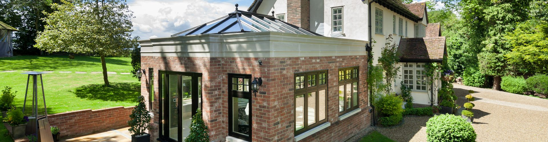 Residence 9 Windows Orangery Stevenage