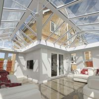 Ultraframe Performance Glass Extensions Stevenage