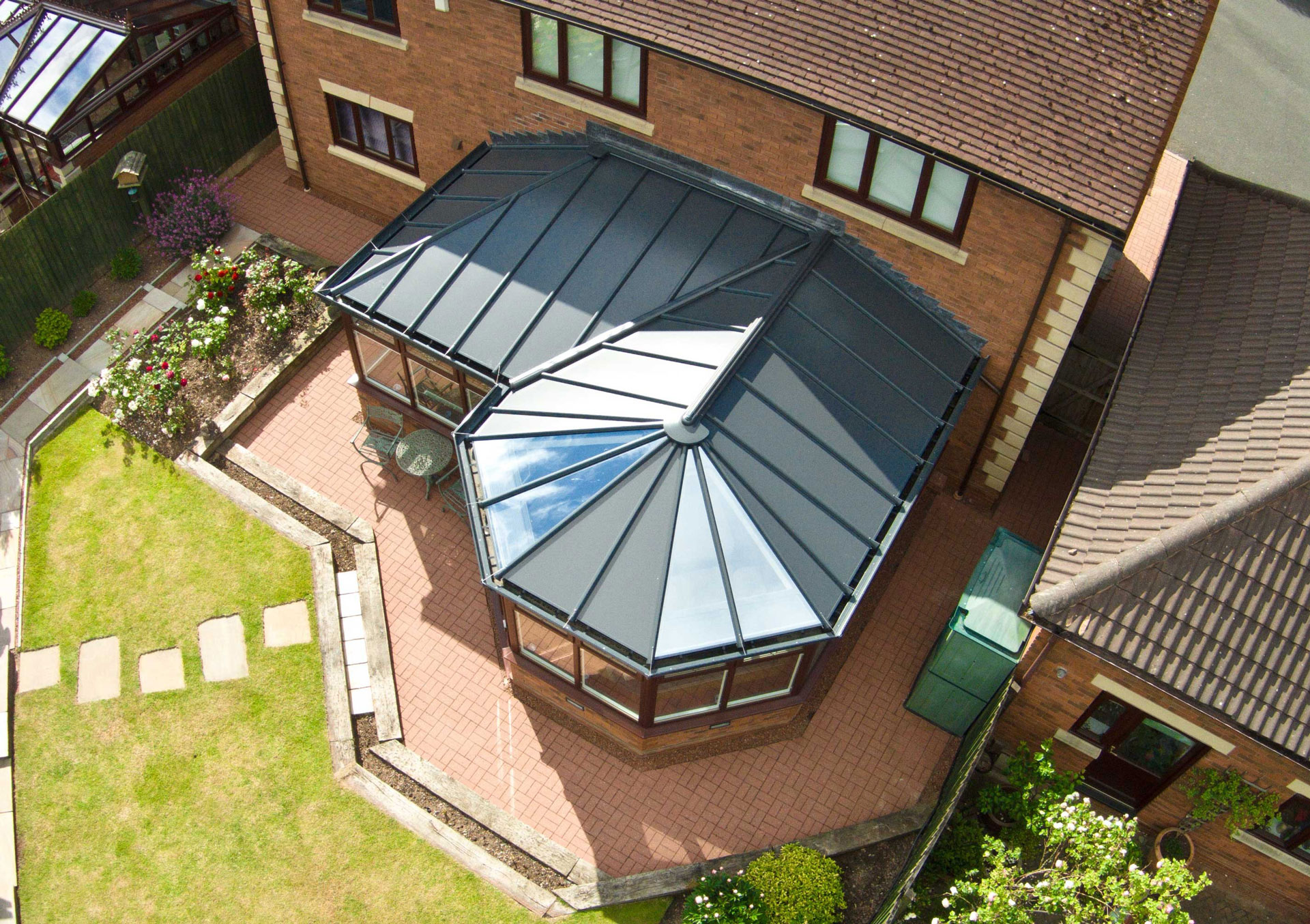 Solid Replacement Roofs Stevenage