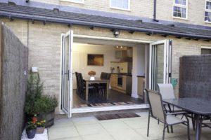 Bif-Fold Doors Hertfordshire