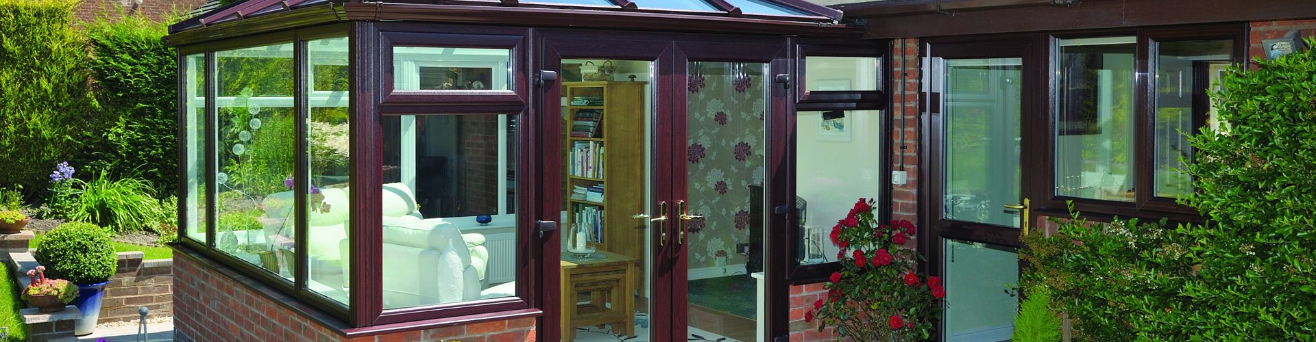Ultraframe Classic uPVC Conservatories Stevenage