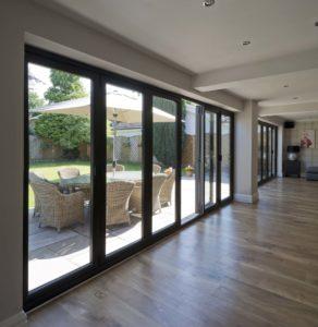 Bi-Fold Doors Hertfordshire