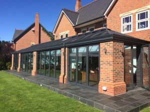 Ultraframe House Extension Stevenage
