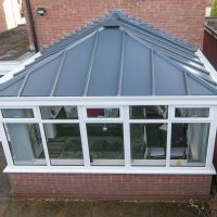Livinroof Solid Replacement Roofs Stevenage