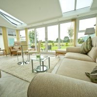 Ultraframe Livinroof House Extension Stevenage