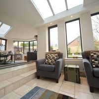 uPVC Windows Extension with Livinroof Biggleswade
