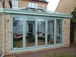 Bi-Fold Doors in Stevenage