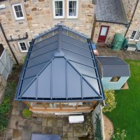 Solid roof Conservatory, Stevenage