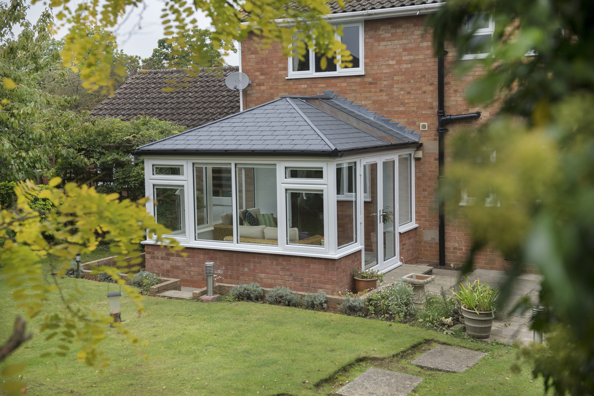 Tiled Conservatory Roofs Stevenage Conservatory Roof