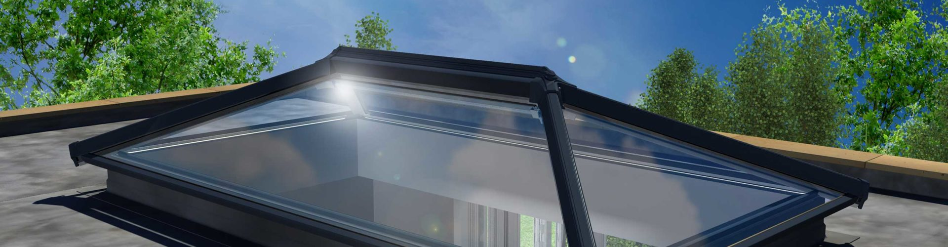 Flat Roof Lanterns, Stevenage