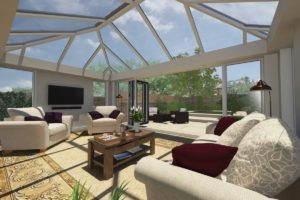 Glass Conservatory Stevenage