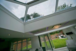 Roof Lantern Installation Hertfordshire