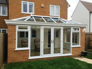 uPVC House Extension, Stevenage