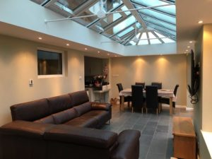 UltraSky Performance Glass Roof, Hertfordshire