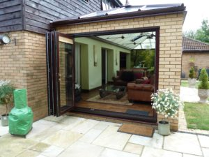 House Extension with Bi-Fold Doors