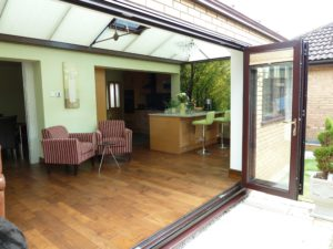 Edwardian Extension with Bi-Fold Doors
