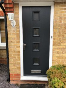 Composite Doors fitted, Stevenage