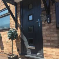 Front Composite Door, Stevenage