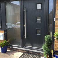 Modern Front Doors Hertfordshire