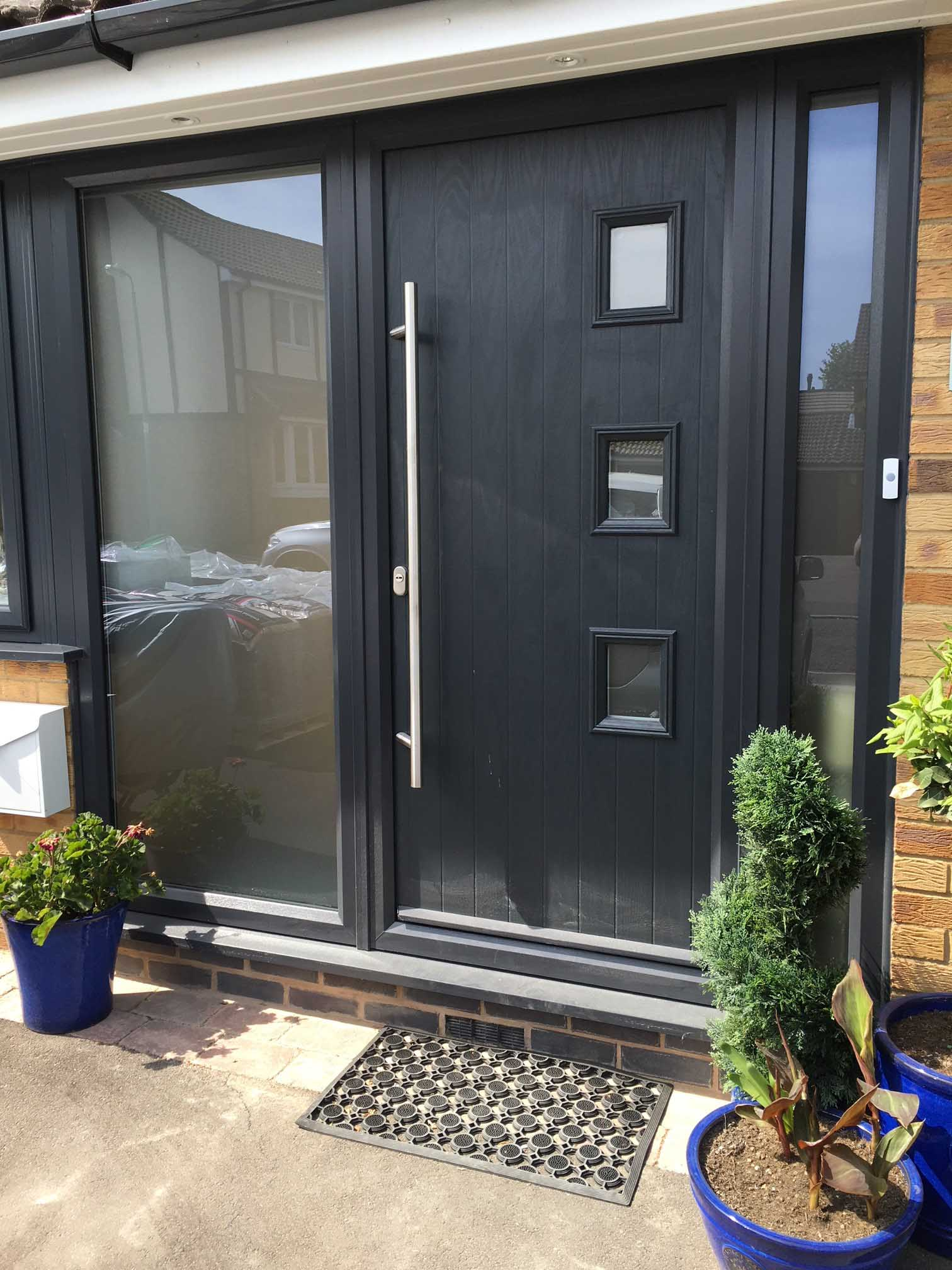 Composite Doors Stevenage Composite Door Prices
