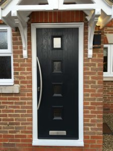 Composite Front Doors Fitted in Stevenage