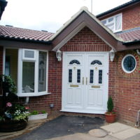 uPVC Front Door, Stevenage