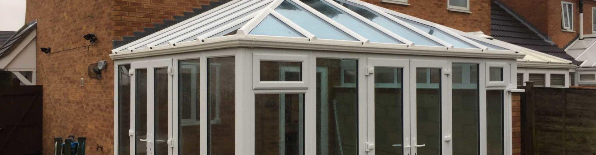 uPVC Glass Conservatory, Hertfordshire