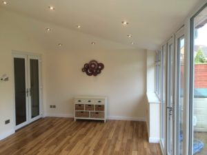 Internal Conservatory Enhancements, Hertfordshire