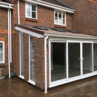 Garden Room Extension, Stevenage