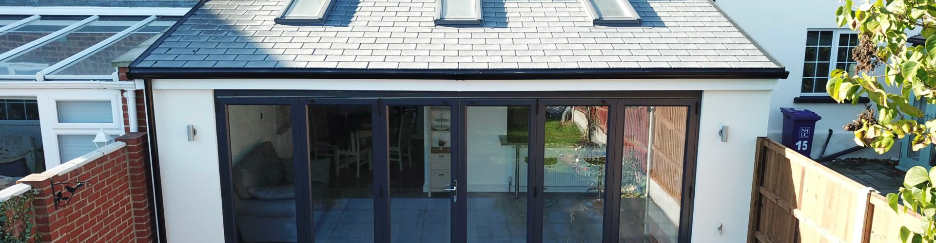 Bi-Fold Door Extensions, Stevenage