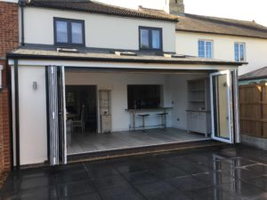 Tiled Roof House Extension, Stevenage