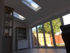 Tiled Roof Extension, Baldock