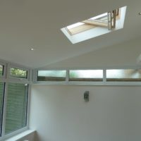Tiled Roof Internal Finish, Stevenage