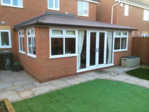 Tiled House Extensions, Sandy