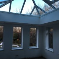 Internal Pelmet Traditional Orangery