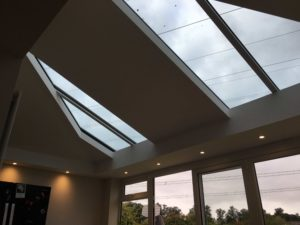 Solid Conservatory Roof Internal, Hertfordshire