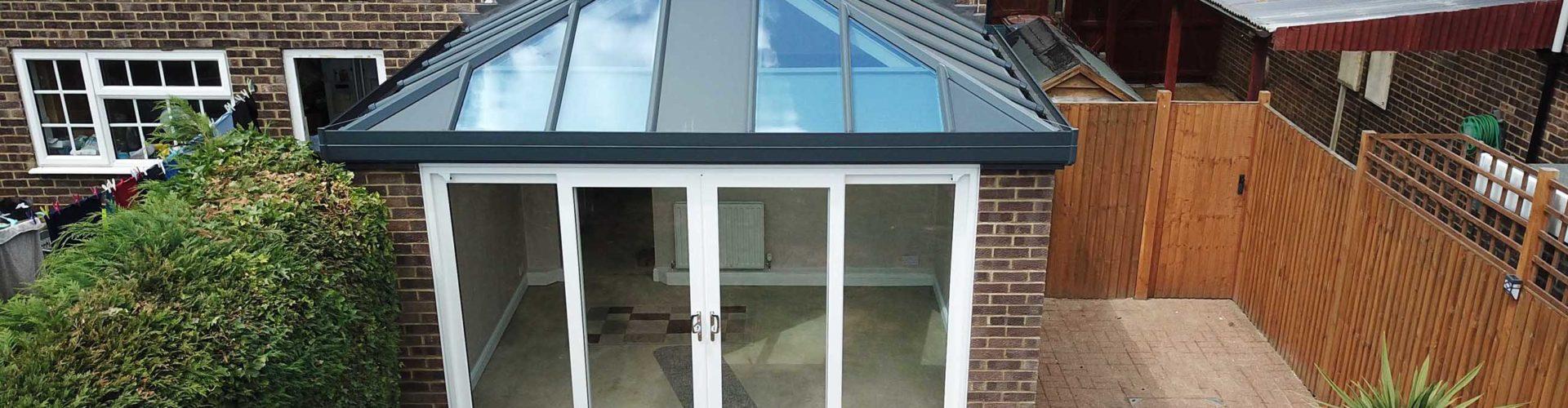 Conservatory Roof Refurbishment, Stevenage