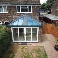 Conservatory Roof Refurbishment, Stevenage