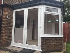Glass Extension, Hitchin
