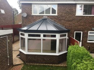 Livinroof Installation, Hitchin