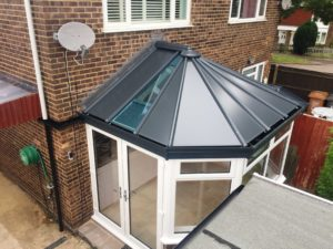 Replacement Conservatory Roof, Hitchin