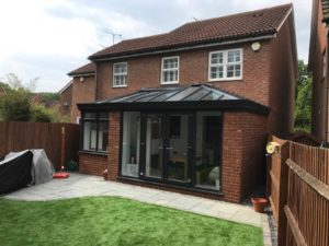 Orangery Extension, Stevenage