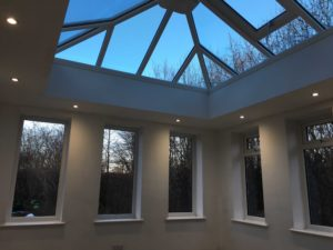 Orangery Glass Roof