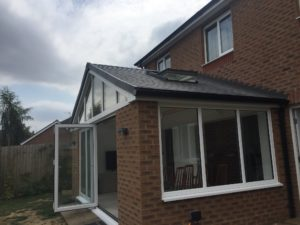 Gable Conservatory Style