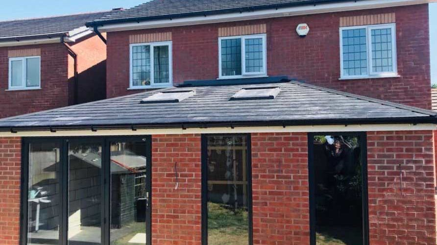 Tiled Replacement Conservatory Roof Prices