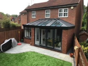 Livinroof House Extension, Stevenage