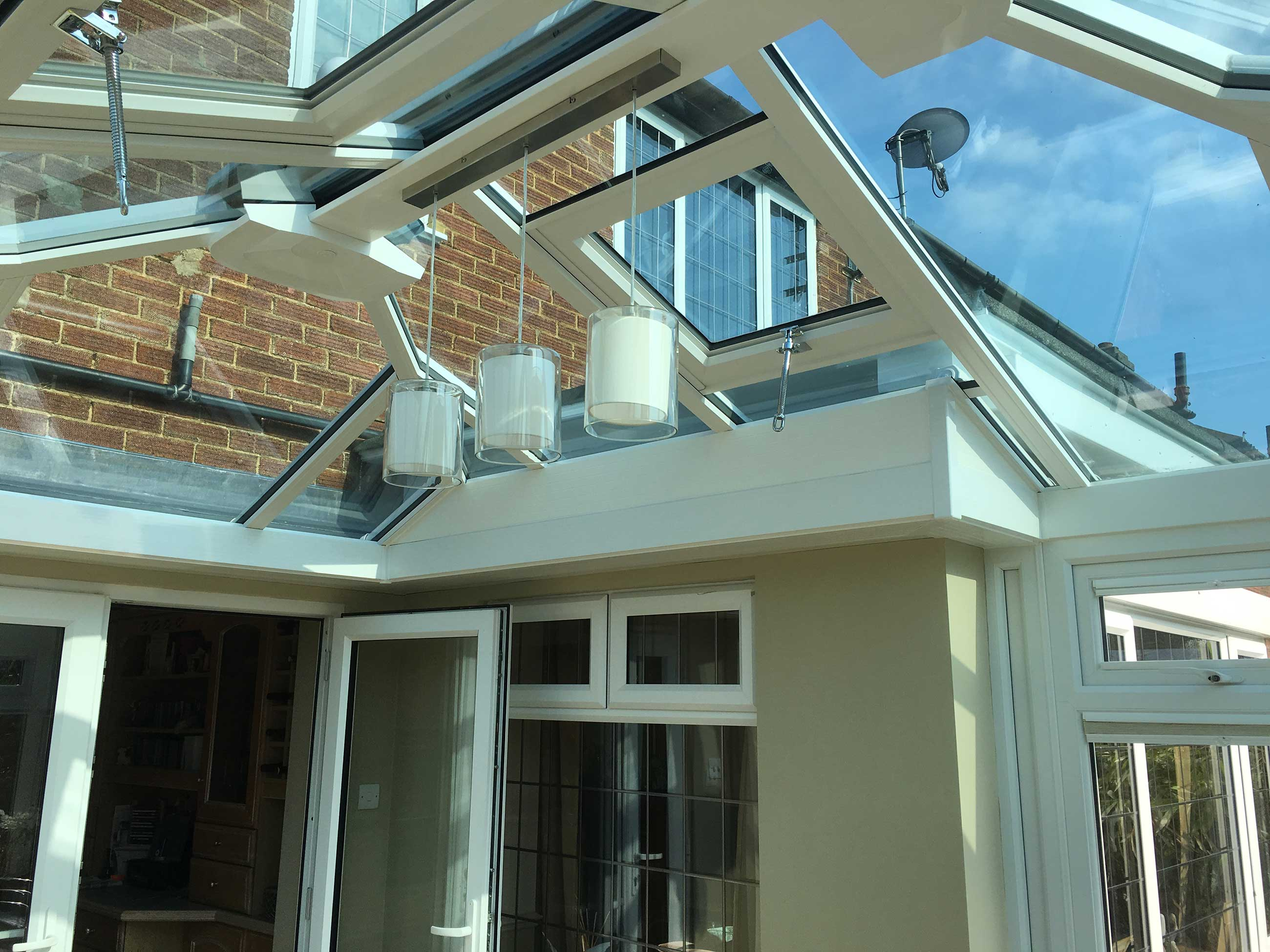 Glass Conservatory Roofs Stevenage Conservatory Roof Prices Hertfordshire